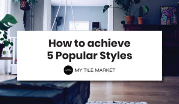 How to achieve 5 Popular Styles