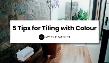 5 Tips for Tiling with Colour